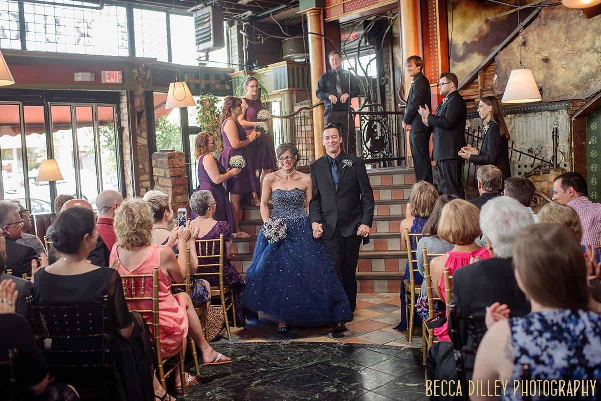 minneapolis sci fi lovers wedding loring and varsity