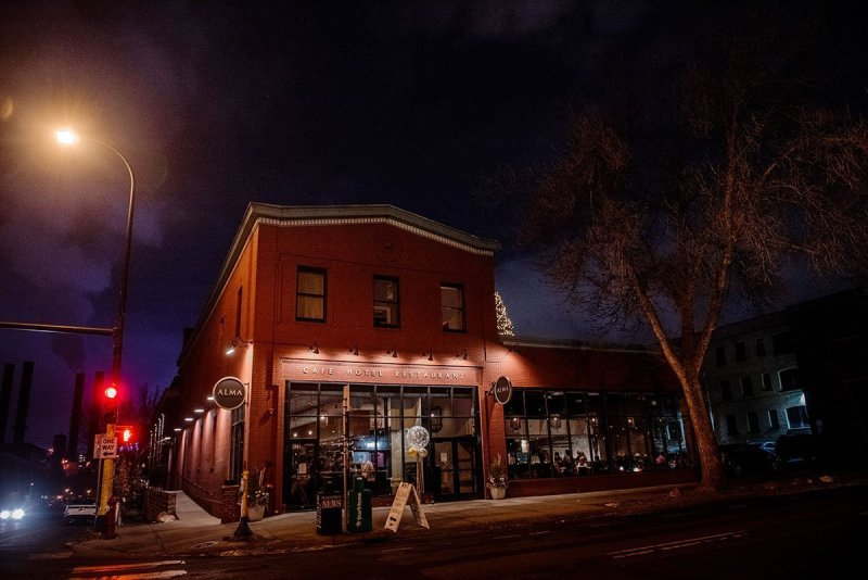 restaurant alma - dinning recommendations in the twin cities