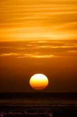 Day 30 - 30/01/17 - Sunrise, Brighton, Dunedin, New Zealand