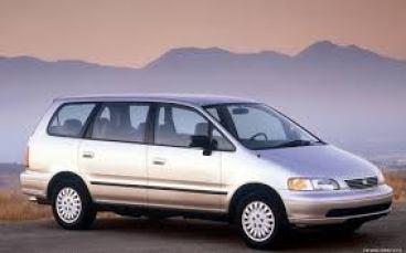 90's mom-mobile