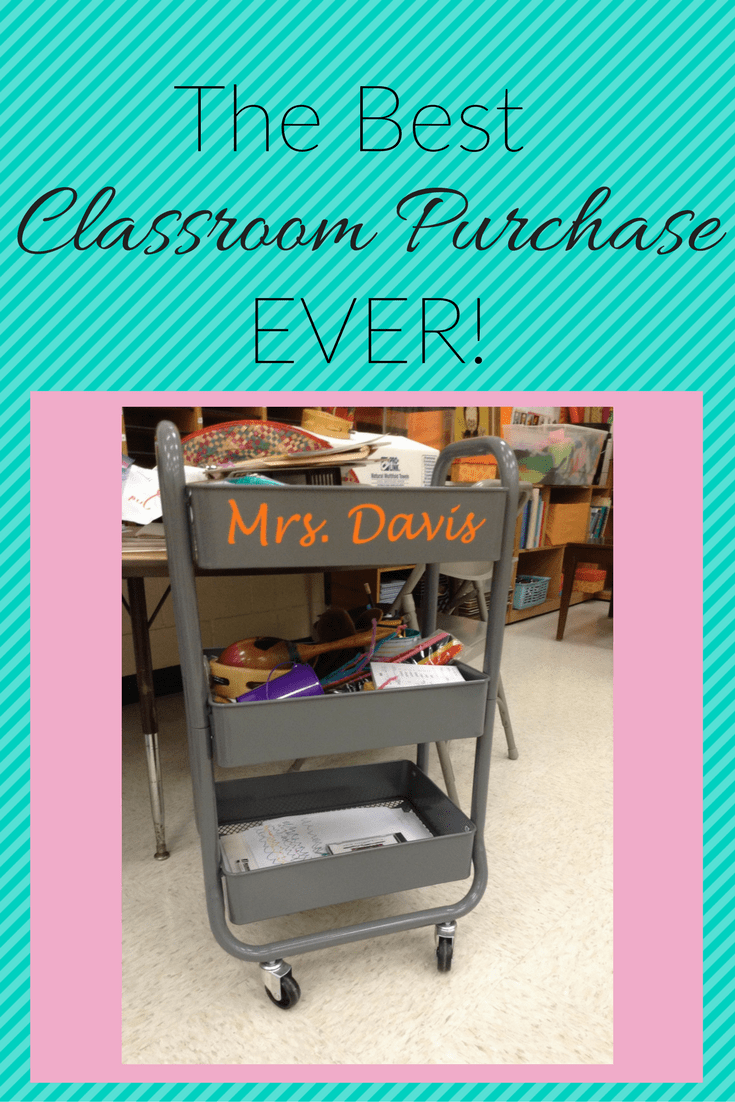 The Best Classroom Purchase Ever! Becca's Music Room. This cart is the answer to my prayers and what keeps me sane. I do not lose things since I bought it. Need more convincing? Read this article to find out more!