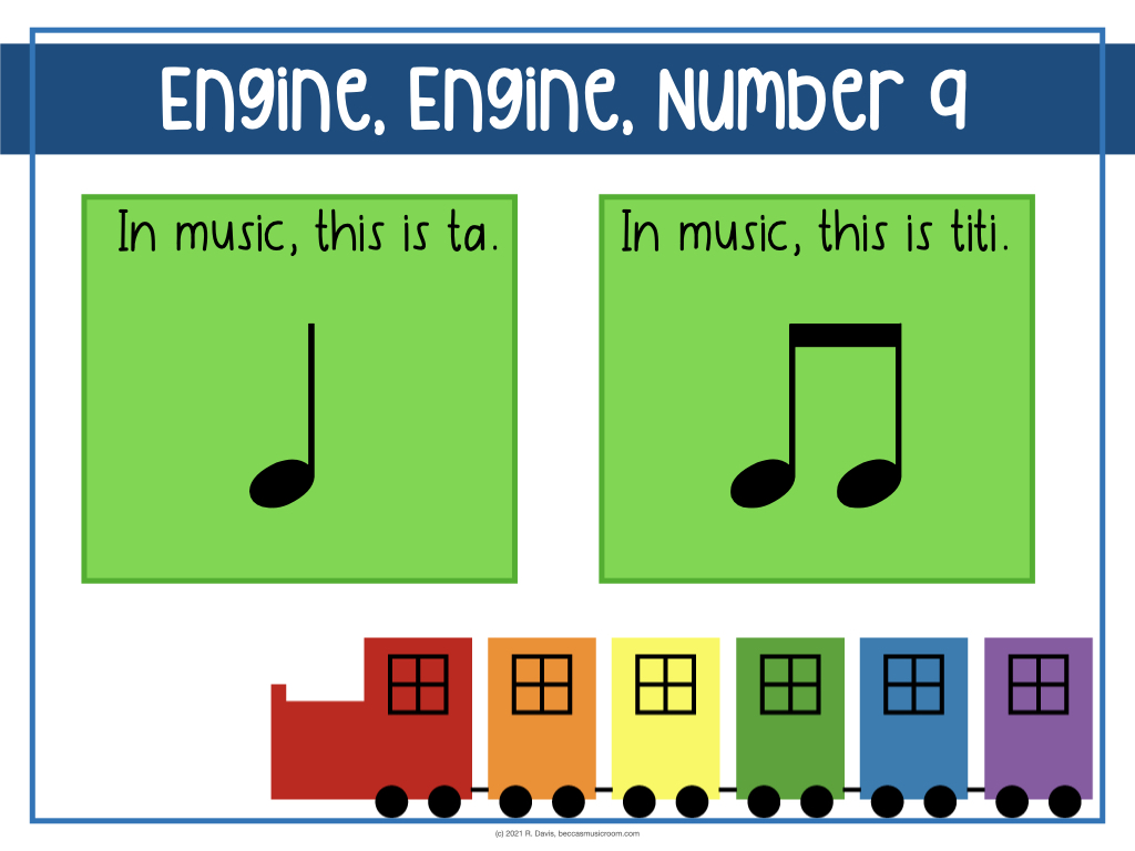 How to teach rhythm in elementary music class for first year general music teachers. Becca's Music Room