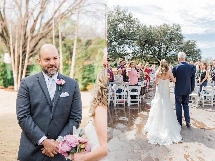Surprise Wedding - Dallas, Texas | Becca Sue Photography - www.beccasuephotography.com
