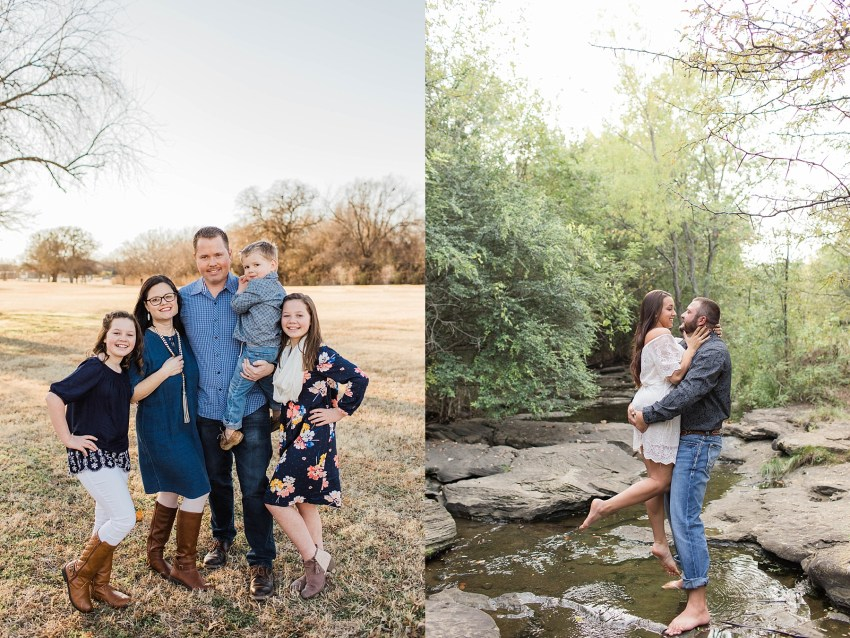 My Favorite Photoshoot Locations in the Dallas-Mid Cities area | Becca Sue Photography - beccasuephotography.com