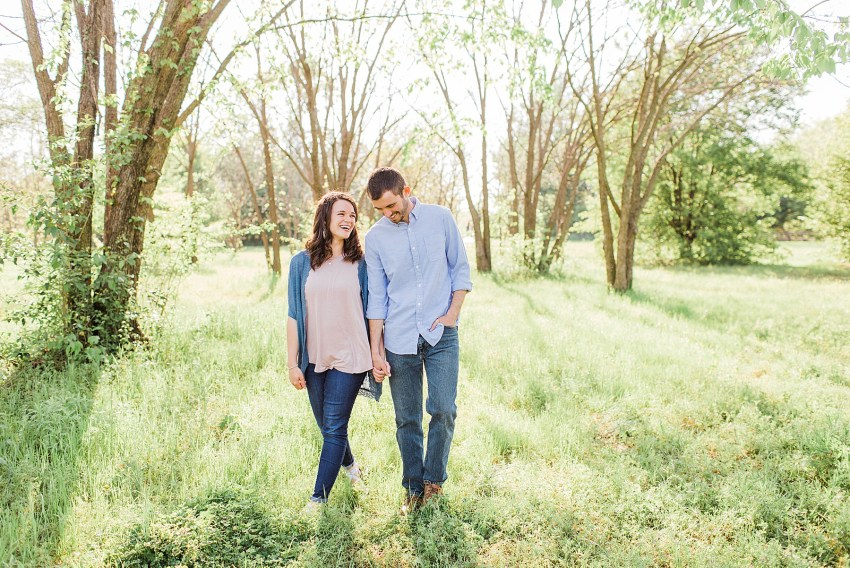 Sunshine & Spring Family Session (Euless, Texas)