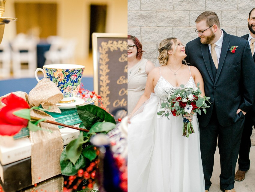 Beauty and the Beast Wedding (Bridgeport, Texas) | Becca Sue Photography - beccasuephotography.com