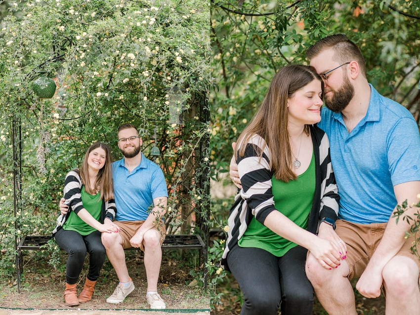 Ethan + Audrey Surprise Proposal (Fort Worth, Texas)