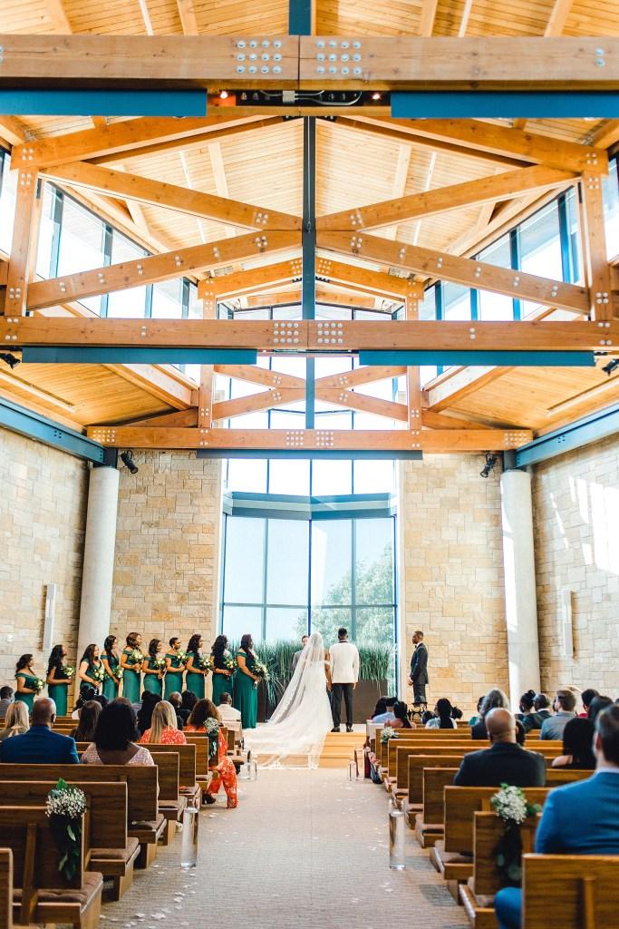 Emerald Green and Mustard Romantic Wedding (Dallas, Texas) | beccasuephotography