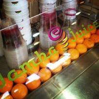 Giving Jamba Juice another shot