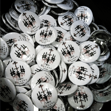Toby Roxane Designs Buttons