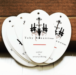 Toby Roxane Designs Tags