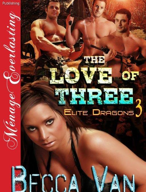 Elite Dragons 3 – The Love Of Three – Blurb