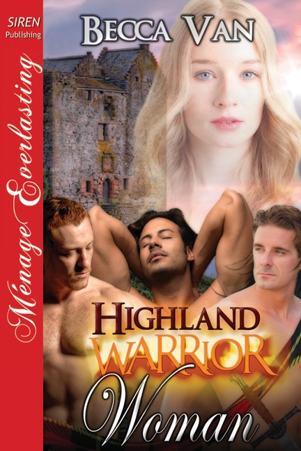 Highland Warrior Woman – Blurb