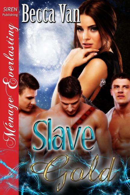 Slave Gold – Blurb