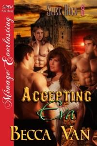 Slick Rock 8 - Accepting Eva - By Becca Van Erotic Romance