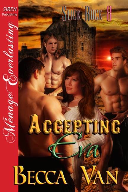 Slick Rock 8 – Accepting Eva – Blurb