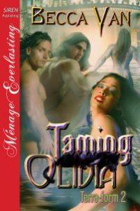Terra-Form 2 - Taming Olivia - By Becca Van Erotic Romance