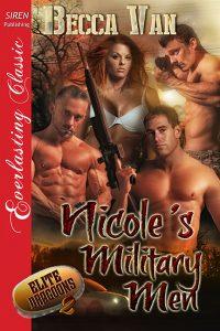 Elite Dragoons 2 - Nicole's Military Men - By Becca Van