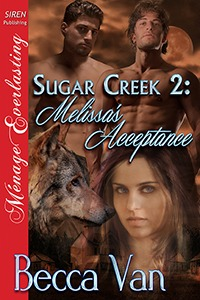 Sugar Creek 2 – Melissa's Acceptance – Blurb