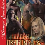 Hidden Dragons 3 - Fated Mates by Becca Van