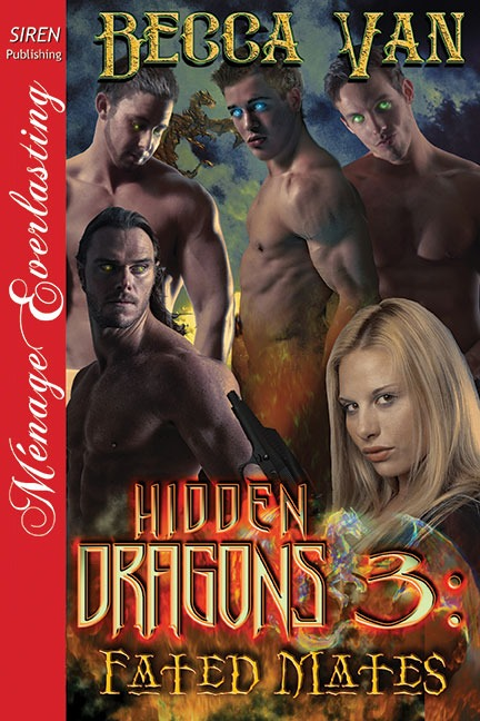 Hidden Dragons 3 – Fated Mates – Blurb