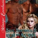 Soul Sentinels 3 - Nehi and Menna by Becca Van