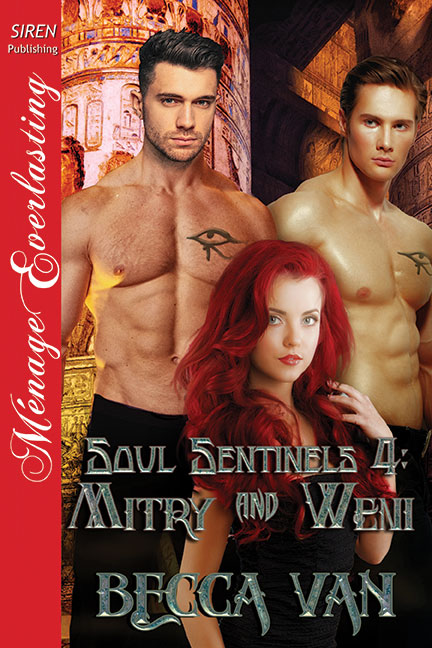 Soul Sentinels 4 Mitry and Weni by Becca Van