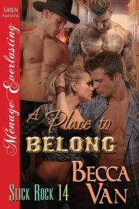 Slick Rock 14 - A Place To Belong by Becca Van