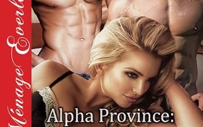 Alpha Province: Precious Angel – Blurb