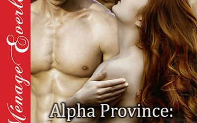 Alpha Province: Danger and Mayhem – Blurb