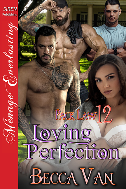 Pack Law 12 - Loving Perfection by Becca Van Cover
