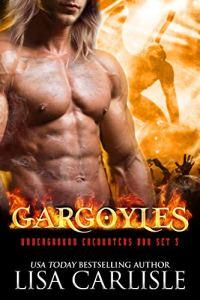 Gargoyles- A Shifter and Rockstar Romance Boxed Set by Lisa Carlisle