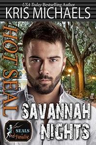 Hot Seal, Savannah Nights, (Seals of Paradise) by Kris Michaels