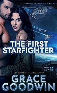 Grace Goodwin's, The first Starfighter: Game 1 (Starfighter Training Academy)