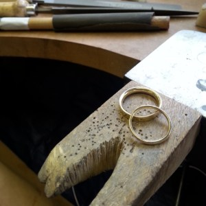 Make Your Own Wedding Rings Workshop