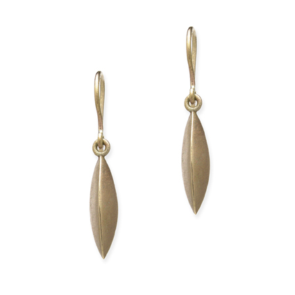 Matt Gold Tidal Earrings