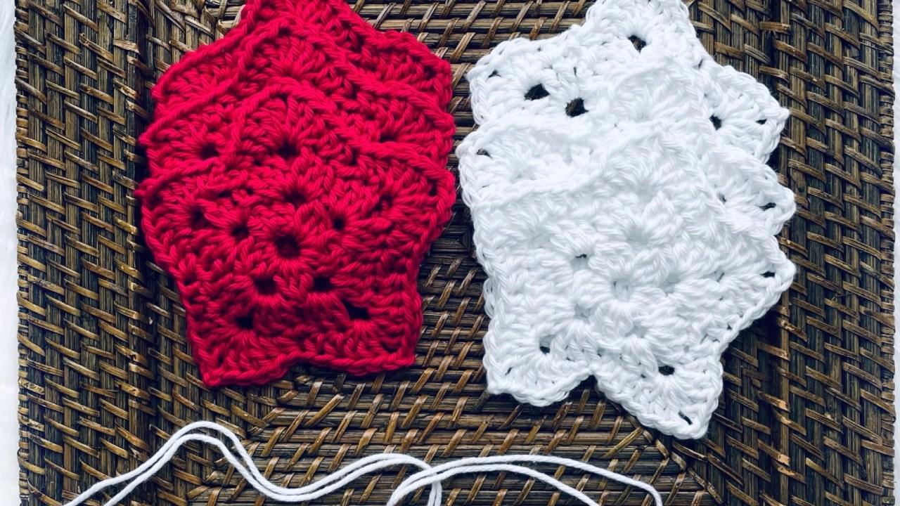Free Crochet Patterns: Super Star Designs