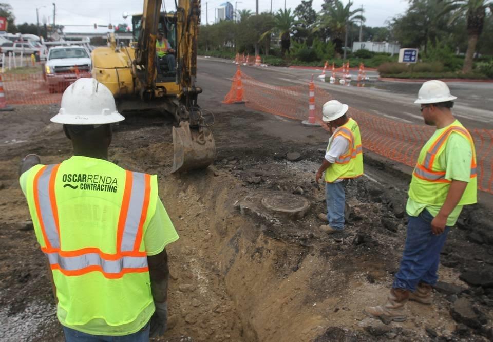 Biloxi infrastructure