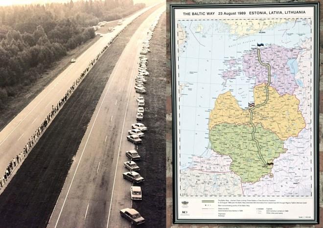 Baltiska vägen