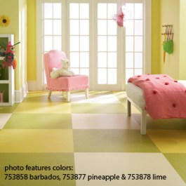 Marmoleum: One of the Original Eco Friendly Flooring Materials