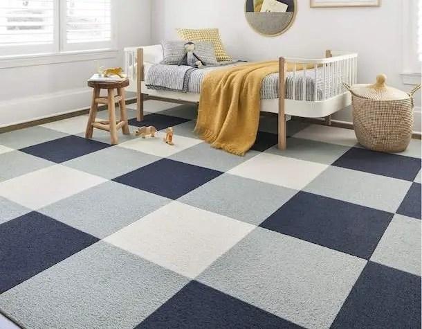 Flor Carpet Tile for residential use