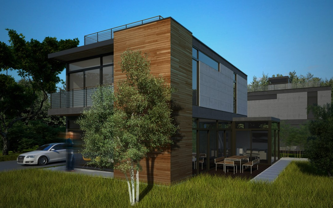 Nexterra and LivingHomes Establish Eco-Enclave in Toronto