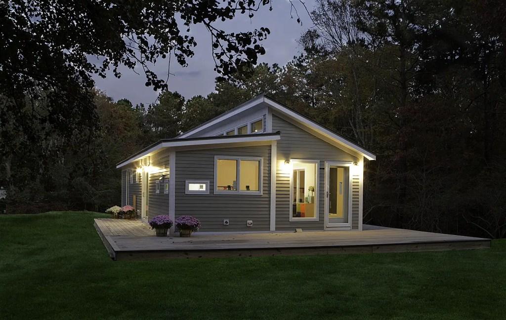 Blu homes Element Model Home