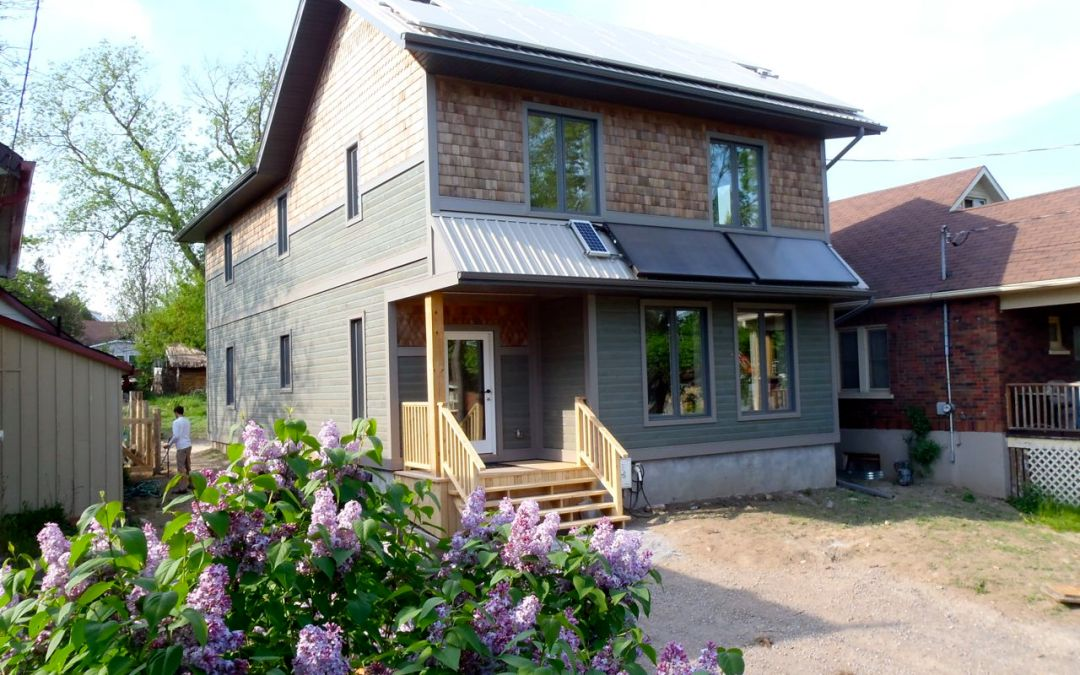 Canada's Greenest Home is Complete!