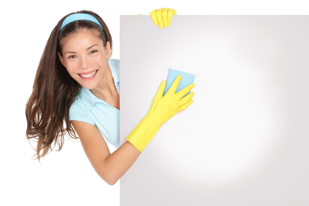 cleaning for indoor air quality