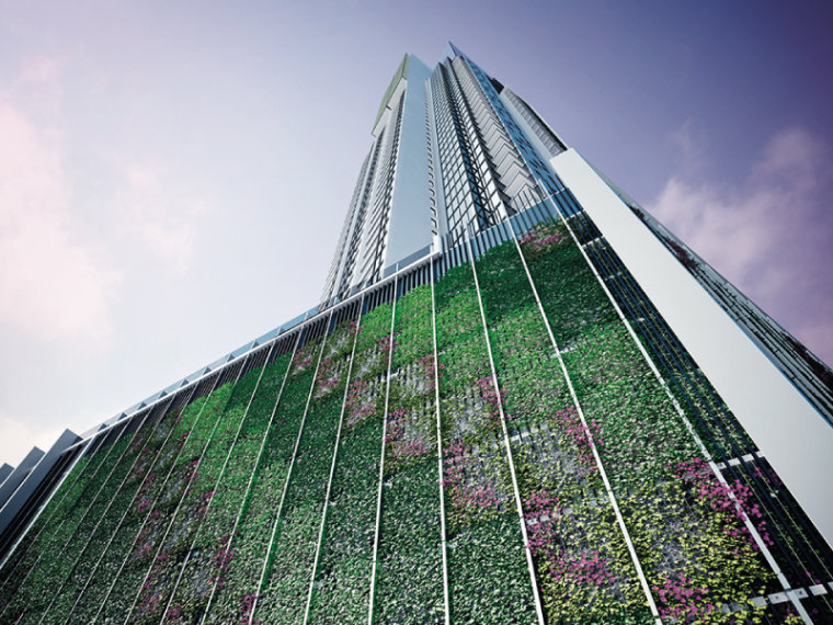 platinum-tower-6-storey-vertical-garden