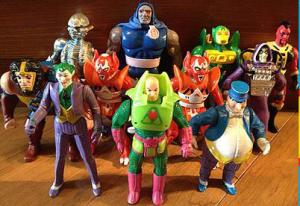 super powers la hsitoria de sus figuras de accion bechita y bechito
