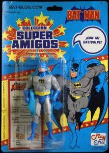 super powers, super amigos, batman, la hsitoria de sus figuras de accion bechita y bechito