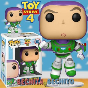 Funko Pop Buzz Lightyear 523 Toy Story 4