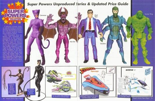 Super Powers o Super Amigos Historia de sus figuras 2